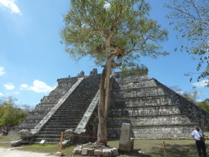 Our Gray Line tour to Chichen Itza is one we recommend taking. Photo credit: M. Ciavardini